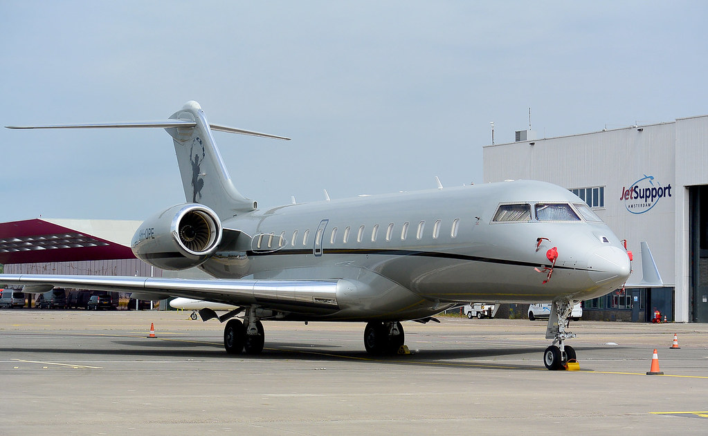 JetSupport обслужит Bombardier Global 5000/6000/XRS